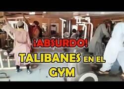 Enlace a ¡ABSURDO! TALIBANES en el GYM del PALACIO PRESIDENCIAL en KABUL