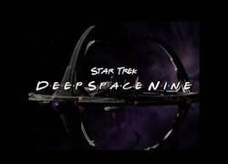 Enlace a La intro de Friends con Star Trek