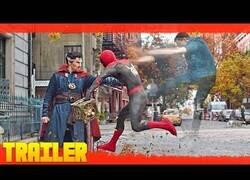 Enlace a El trailer de la nueva película de Spider-Man: No Way Home