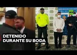 Enlace a Detienen en Colombia a un criminal en mitad de su boda