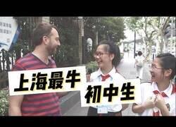 Enlace a Poniendo a prueba el nivel de inglés de los jóvenes chinos