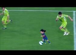 Enlace a Si Messi nunca hubiera tomado hormonas de crecimiento