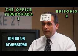 Enlace a Día de la Diversidad: El capítulo de The Office que fue censurado