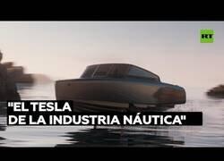 Enlace a 'El Tesla del Mar': Crean lanchas que funcionan con combustible fósil