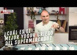 Enlace a ¿Cuál es el mejor yogur griego del supermercado?