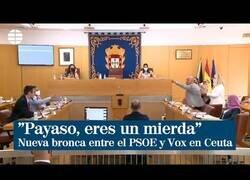 Enlace a Provocaciones e insultos en el Pleno de Ceuta