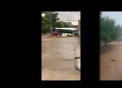 Enlace a Así están siendo las increíbles inundaciones en Toledo