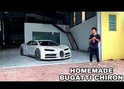 Enlace a Joven vietnamita intenta crear su propio Bugatti