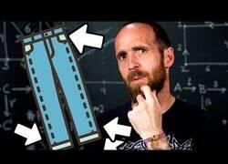 Enlace a ¿Qué tienen que ver las matemáticas con los agujeros de un pantalón?