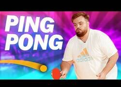 Enlace a Ibai organiza un torneo de Ping Pong en su casa