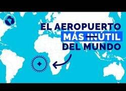 Enlace a Santa Elena, el aeropuerto más (in)útil del mundo