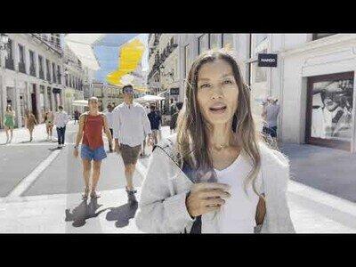 Yuyee, la mujer de Frank Cuesta, visita España junto a sus hijos
