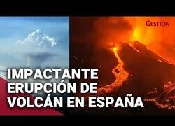 Enlace a Así fue la erupción del volcán de La Palma