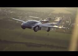 Enlace a AirCar, el coche volador que se comercializará en breve