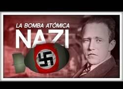 Enlace a ¿Saboteó Heisenberg la Bomba Atómica Nazi?
