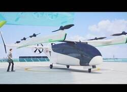 Enlace a eVTOL, el proyecto de dron de Honda para transportar personas