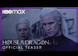 Enlace a El primer trailer de House of the Dragon, la precuela de Juego de Tronos