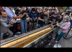 Enlace a La croqueta más larga del mundo