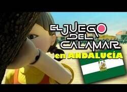 Enlace a Si El Juego del Calamar fuera en Andalucía
