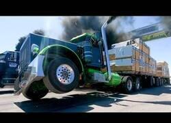 Enlace a Carreras de camiones cargados al máximo