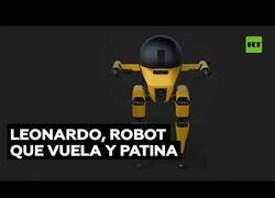 Enlace a El robot bípedo que puede volar y patinar