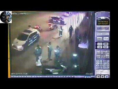 Espectacular persecución policial de delincuentes en Sabadell ( Barcelona