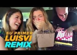 Enlace a Su Primer Luisvi Remix