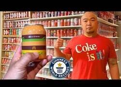 Enlace a La mayor colección de latas de Cola del mundo