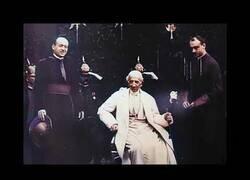 Enlace a Imágenes del papa Leo XIII, nacido en 1810, es la persona más antigua jamás filmada