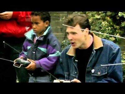 Lewis Hamilton ya era un campeón de los coches de carreras con tan solo 7 años