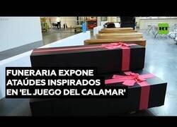 Enlace a Funeraria fabrica ataúdes como los de El Juego del Calamar