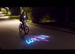 Enlace a El GPS Láser para bicicletas
