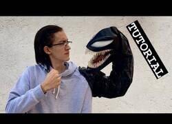 Enlace a Cómo hacer un cosplay de Venom