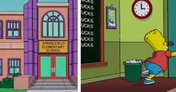 Enlace a Los Simpson producen esta épica intro tras su predicción de la victoria de Trump