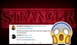 Enlace a Netflix saca la publicidad de Strangers Things con Leticia Sabater y la gente está flipando