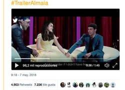 Enlace a El vídeo que compara Alfred, Amaia y Eurovisión con Los Juegos del Hambre que es una jodida maravilla, por @ayo_vega