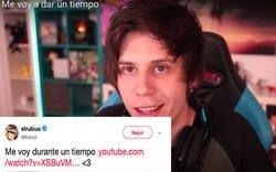 Enlace a El Rubius anuncia que se deja Youtube (por un tiempo) por problemas de ansiedad