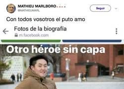Enlace a El coreano de Palencia es el héroe que España necesita por ser el fuking amo de la vida, por @MATHIEUMARL