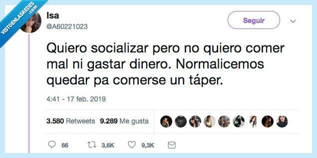 normalizar,tupper