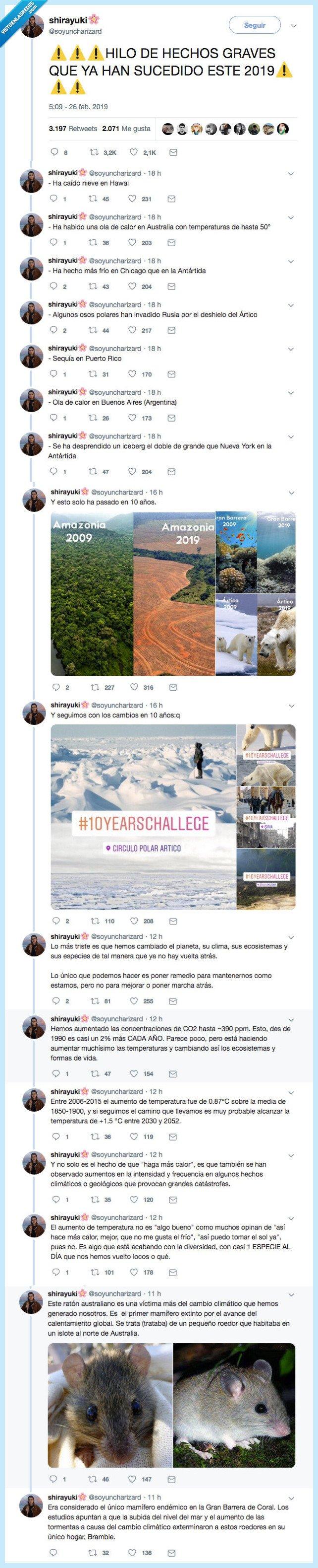 cambio climático,conciencias