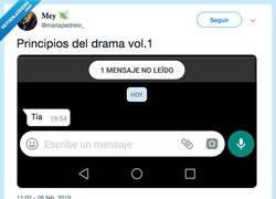 Enlace a Se viene el drama, por @mariapedrelo_