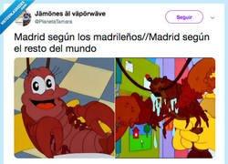 Enlace a Qué dices viva Madrid y el agua sus grifos, por @Luisiyoh