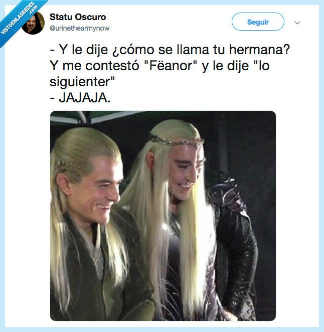 el chiste,feanor,movida