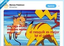 Enlace a LA BATALLA DEFINITIVA, por @pokecitas