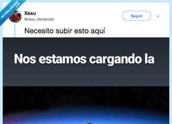 Enlace a 0 taki taki rumba, por @xexu_fernandez