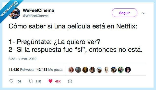 gusto,netflix,respuesta