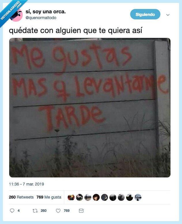 amor,declaracion,graffiti,levantar,tarde,verdadero