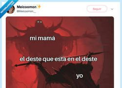 Enlace a Vocabulario de madre, por @Meicoomon__