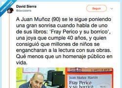 Enlace a El best seller infantil, por @davizsierra
