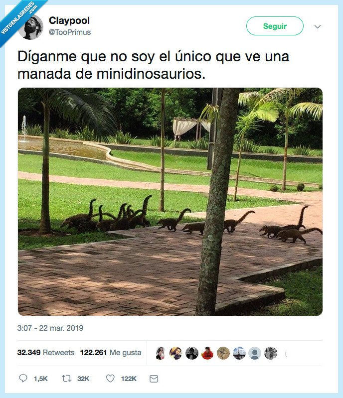 dinosaurios,manada,mini